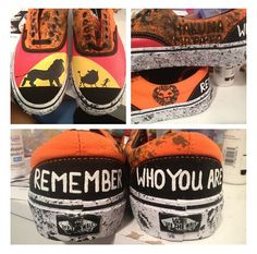 The Lion King Shoes, want them so bad!!    Thay are soooooo awesome! they should be mine! p.s soz for repinning everything Klozz