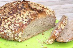 No Knead Bread - Deutsches Rezept