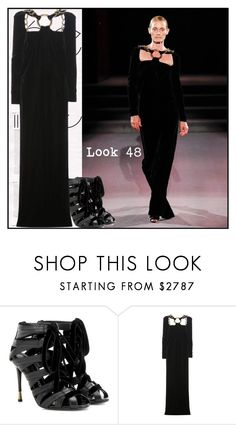 """Look 48"" by sandrascloset ❤ liked on Polyvore featuring Tom Ford"