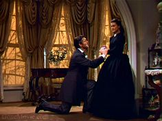 Rhett: Forgive me for startling you with my sentiments, my dear Scarlett - I mean, my dear Mrs. Kennedy. But it cannot have escaped your notice that for some time past the friendship I have felt for you has ripened into a deeper feeling. A feeling more beautiful, more   pure, more sacred ... Dare I name it? Can it be love?   .