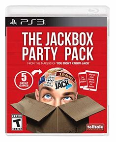 The Jackbox Party Pack  PlayStation 3 >>> Click on the image for additional details.(It is Amazon affiliate link) #miami