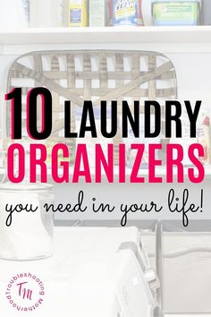 Organization hacks to help you improve your storage space in your laundry room. Practical and useful ides for new storage spaces and help with organization to keep your laundry area clutter free. Whether you have limited space or a large space, there are storage ideas that will help you create a clean, clutter-free laundry room. #landryroomorganization #cleartheclutter #declutterlaundryroom Laundry Sorting, Laundry Area, Laundry Tips, Laundry Room, Deep Cleaning Checklist, Cleaning Schedule Printable, Cleaning Hacks, Cube Storage, Storage Ideas