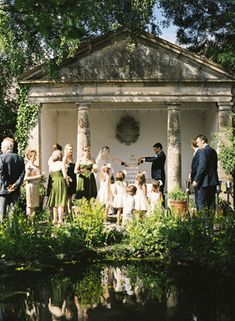 incorporate the kids into the ceremony - so special