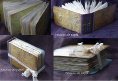 Mini diario vintage