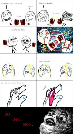 Rage Comics: Rage Comic #389