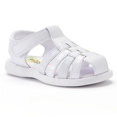 5e2d51d5334d Rachel Shoes Summertime Fisherman Sandals - Toddler Girls