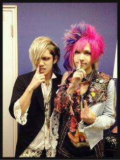 Chiyu (SuG) and Jun (Gotcharocka)