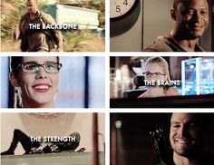 Team Arrow <----<<
