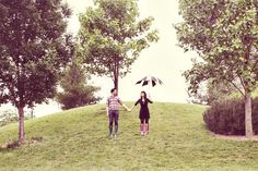 wellies. umbrella. location. yes.