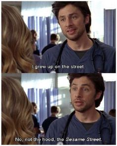 """Doctor, we need """"Scrubs"""" quotes, stat! - 29 Pics – Funnyfoto - Page 20 Scrubs Quotes, Scrubs Tv Shows, Snapple Facts, Happy Movie, Humour And Wisdom, Medical Humor, Funny Medical, Music Magazines, Tv Show Quotes"""