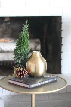 simple winter decorations