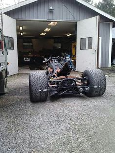 Custom Trikes, Custom Motorcycles, Cars And Motorcycles, Vw Trike, Trike Motorcycle, Motorized Big Wheel, Jeep Scout, Harley Davidson, Steampunk Motorcycle