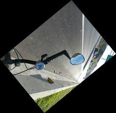 Isto é pedalar na estrada
