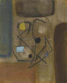 Jacques Duthoo - Composition. 1956.