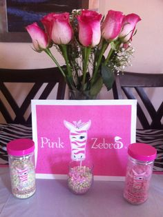 Pink Zebra Sprinkles! Made our own candle! Shop my online party https://www.pinkzebrahome.com/katilynnsales