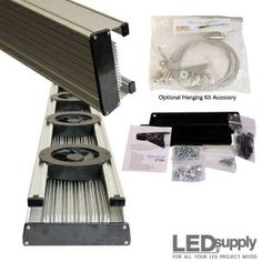 indoor growing kit with high power leds from ledsupply