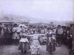 """Dances of Talysh people in Iran"", ca.1933"