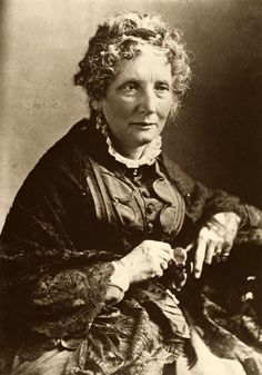 Writer and abolitionist, Harriet Beecher Stowe was Mark Twain's neighbor, in the literary enclave known as Nook Farm, in Hartford.