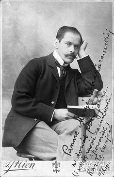 Kazimierz Przerwa-Tetmajer Krakow, Abraham Lincoln, Maine, Fotografia