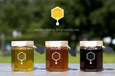 Brand Identity, Packaging Design & Product Photography for Shifa Honey.