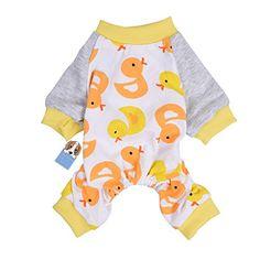 Redcolourful Cute Pet Pajamas Dog Jumpsuit for Small Size... https://www.amazon.ca/dp/B01MU2J52A/ref=cm_sw_r_pi_dp_x_ykwDybYDW2RXG