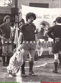 Reggiana - Avellino 0-1 Sileno Passalacqua prima della partita, alle sue spalle riconoscibili Sacco, Trevisanello S., Pinotti, Musiello e Onofri ... ⚽️ C'ero anch'io ... http://www.tepasport.it/ 🇮🇹 Made in Italy dal 1952