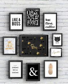 10 Easy And Cheap Unique Ideas: Minimalist Home Garden Tiny House minimalist decor colorful white bedrooms.Minimalist Home Inspiration Clutter simple minimalist home scandinavian style.Simple Minimalist Home Scandinavian Style. Gold Poster, Cuadros Diy, Minimalist Decor, Minimalist Interior, Minimalist Kitchen, Minimalist Living, Minimalist Bedroom, Modern Minimalist, White Decor