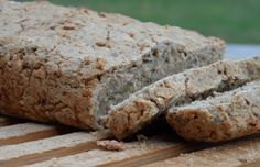 Koolhydraat arm noten brood