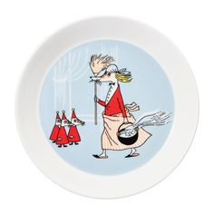 Moomin Shop, Tove Jansson, The Uncanny, Viria, Persona, Slovenia, Decorative Plates, Barn, Tableware