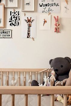 Babyzimmer Ideen: Gestalten Sie Ein Gemütliches Und Kindersicheres  Ambiente. Poster KinderzimmerKinderzimmer JungeBaby ...