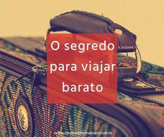 Nesta matéria você vai conhecer 15 ideias surpreendentes que fazem você viajar barato pelo Brasil! Trazemos dicas sobre passagens, hospedagem e muito mais!