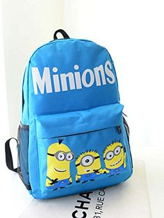 Looking for a minion backpack for school for your kids  Here you ll find  cool minion backpacks 6a66a8ac070d1