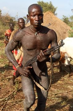Nude African Tribal Males Thumbs 52