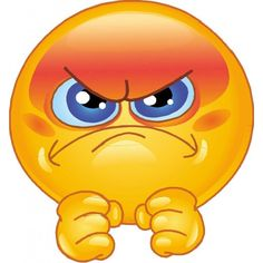Irritated Smiley - PNG image with transparent background Smiley Emoji, Angry Smiley, Angry Emoji, Funny Emoji Faces, Emoticon Faces, Funny Emoticons, Smileys, Smiley Faces, Symbols Emoticons