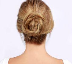 LuLu*s How-To: Twisted Bun Hair Tutorial - Lulus.com Fashion Blog blog.lulus.com