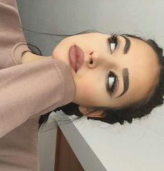 Imagem de girl, makeup, and tumblr