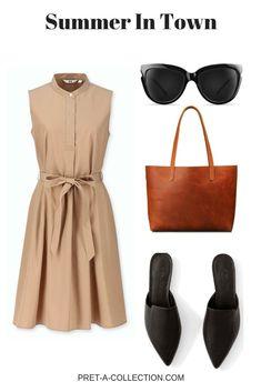 Minimalist Fashion Summer, Minimal Fashion, Minimalist Style, Capsule Wardrobe Mom, Summer Wardrobe, Casual Chic, Mode Outfits, Casual Outfits, Black Women Fashion