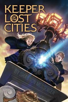 An excellent fantasy - adventure for tweens and teens in grade 7 and up.