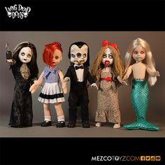 Living Dead Dolls Serie 30 - Sideshow - Hadesflamme - Merchandise - Onlineshop für alles was das (Fan) Herz begehrt!