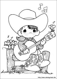 jongen met gitaar