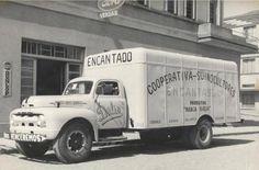 Caminhão Ford F600 1957 -