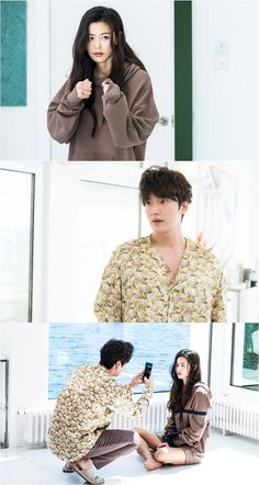 """The Legend of the Blue Sea"" Jeon Ji-hyeon tied up? Meets Lee Min-ho for the first time"