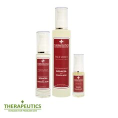 Natural Elements - Rosacea Kit, �49.99 (http://www.naturalelementsskincare.com/rosacea-kit/)
