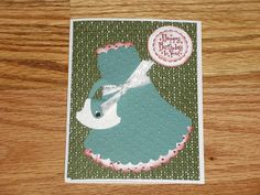Ruby, Twilight and Olive dress card