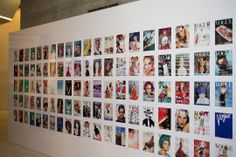 March 29 2014 The Vogue cover wall.