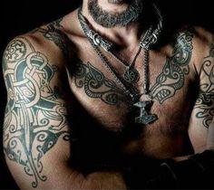 Viking tattoos #Thor #Mjolnir