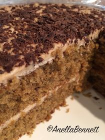 Castle Bankers: Friday Favourites: Hokey Pokey Coffee Cake