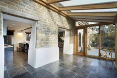 Giardino d'inverno in stile In stile Country di Hart Design and Construction