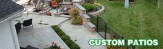 Custom Indoor and Outdoor Patios
