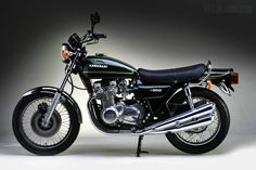 Most people will say the Honda CB750 was the first true superbike. But a few will point to the Kawasaki Z1 Series 900 of 1972. The…